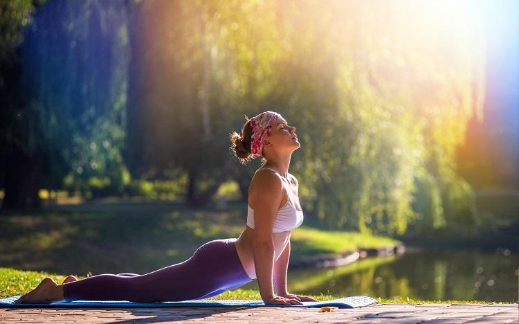 Odpowiednia mata fitness do ćwiczeń w domu