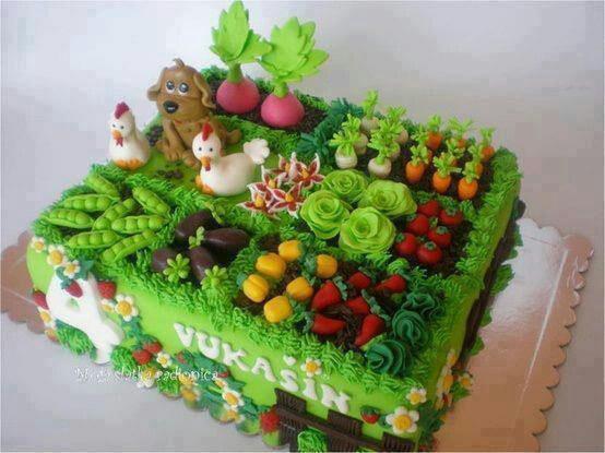 Twój dietetyczny tort (light, vege, bezglutenowy)