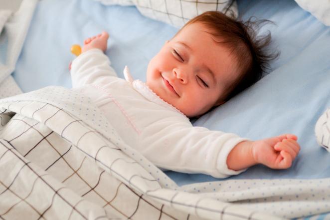 śmierć łóżeczkowa