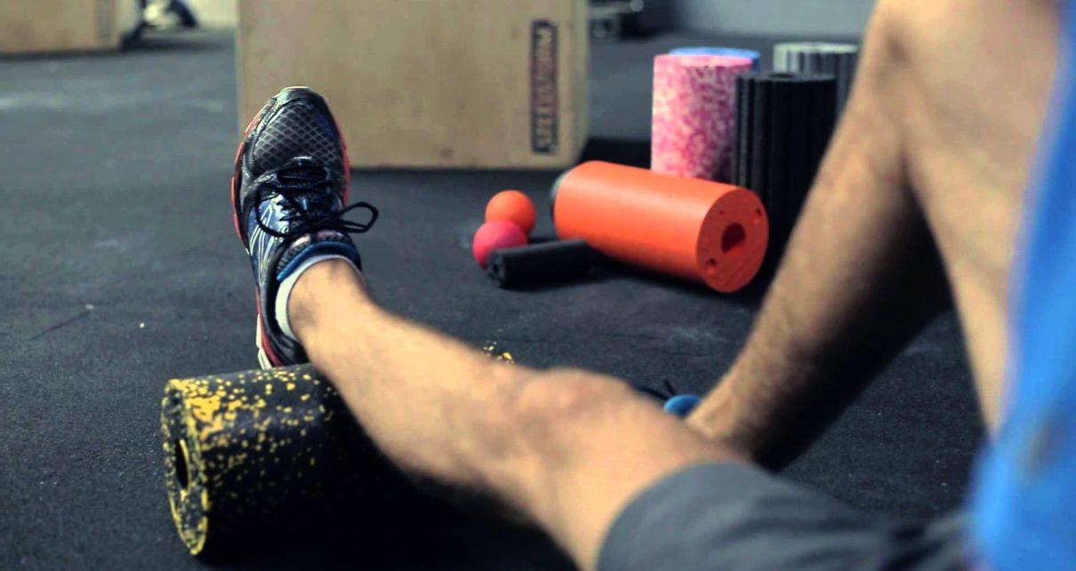 rolowanie mięśni