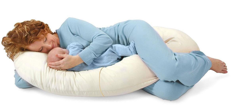 poduszka ciążowa