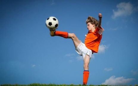 sport a dziecko