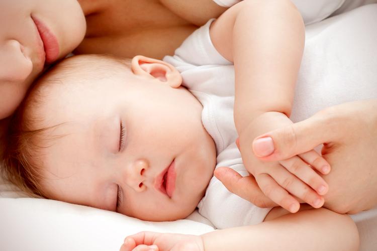 Poduszki ortopedyczne dla niemowląt