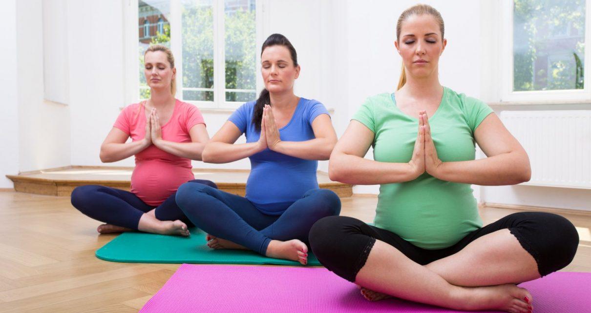ruch w ciąży